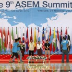 Ninth Asia-Europe Summit kicks off
