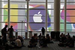 Apple developer conference SF