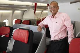 Azran Osman-Rani, chief executive of AirAsia X
