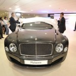 Bentley rolls into the Philippines