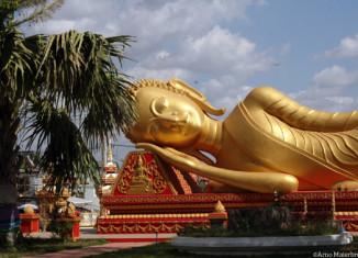 Laos Buddha©Arno Maierbrugger