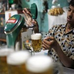 Myanmar thirsting for beer, hard liquor