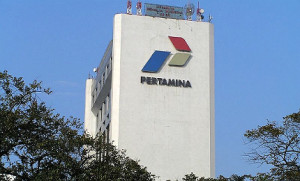 Pertamina building