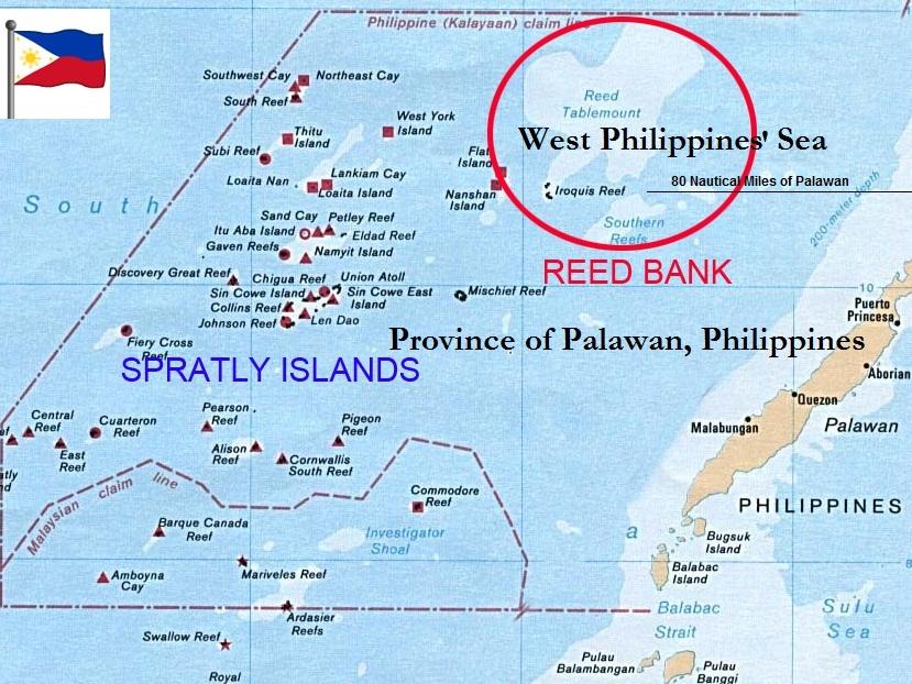 Spratly Islands dispute