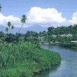 Eastern Indonesia (pictured: river in Sulawesi) is in dire need for adequate infrastructure to boost its economy