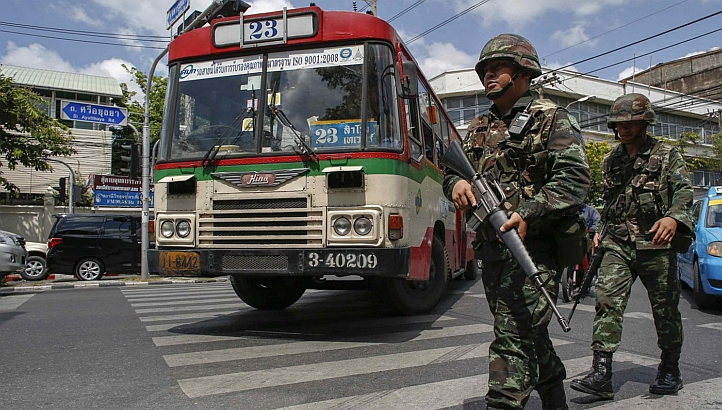 Thai economy under heavy pressure after coup