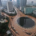 Jakarta to be protected from flooding by $263-million sea wall