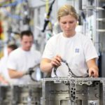 Germany's ZF Group is well known for its precision technology
