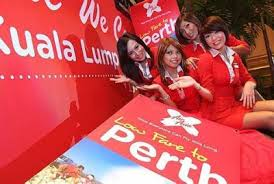 airasia X flight attendants