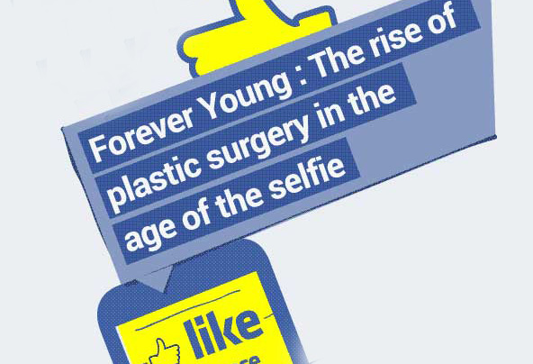 Infographic: The rise of plastic surgery in the age of the selfie